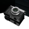 Gariz Black Leather Camera Half Case XS-CHX30BK for Fujifilm X30 Fuji X30