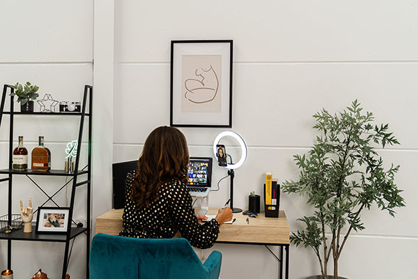 The Best Ring Lights for Zoom Meetings & Video Conferences 2021