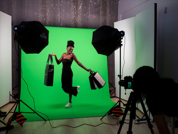 A Beginner's Guide to Using Chroma Key Green Screens for Videos
