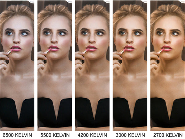 Colour of Lighting and Make Up - The Facts