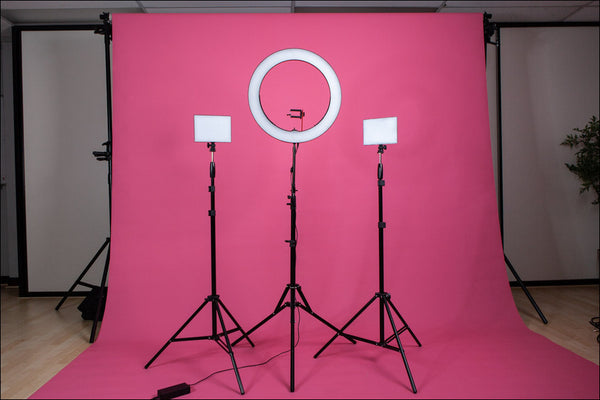 When Should You Use Three-Point Lighting