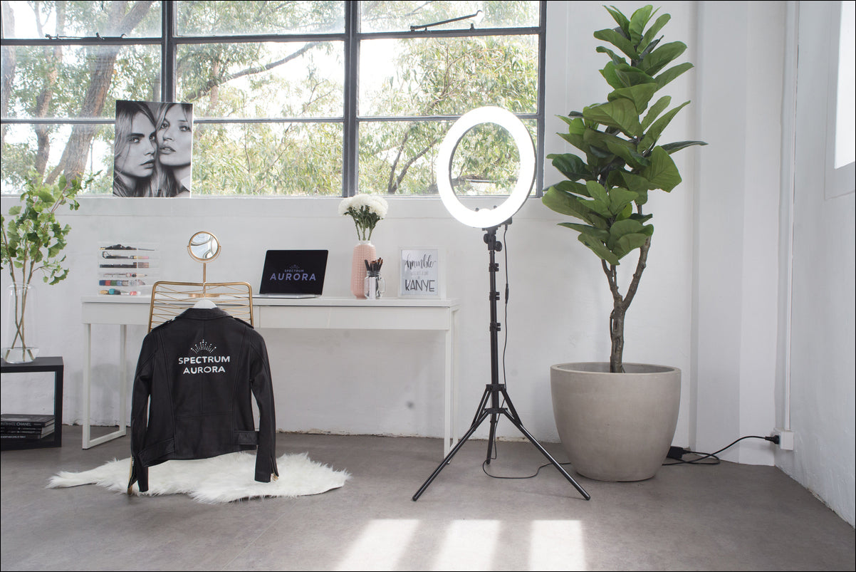 what is a ring light and why does it benefit you?