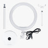 "10"" LED Table Ring Light - Portia"