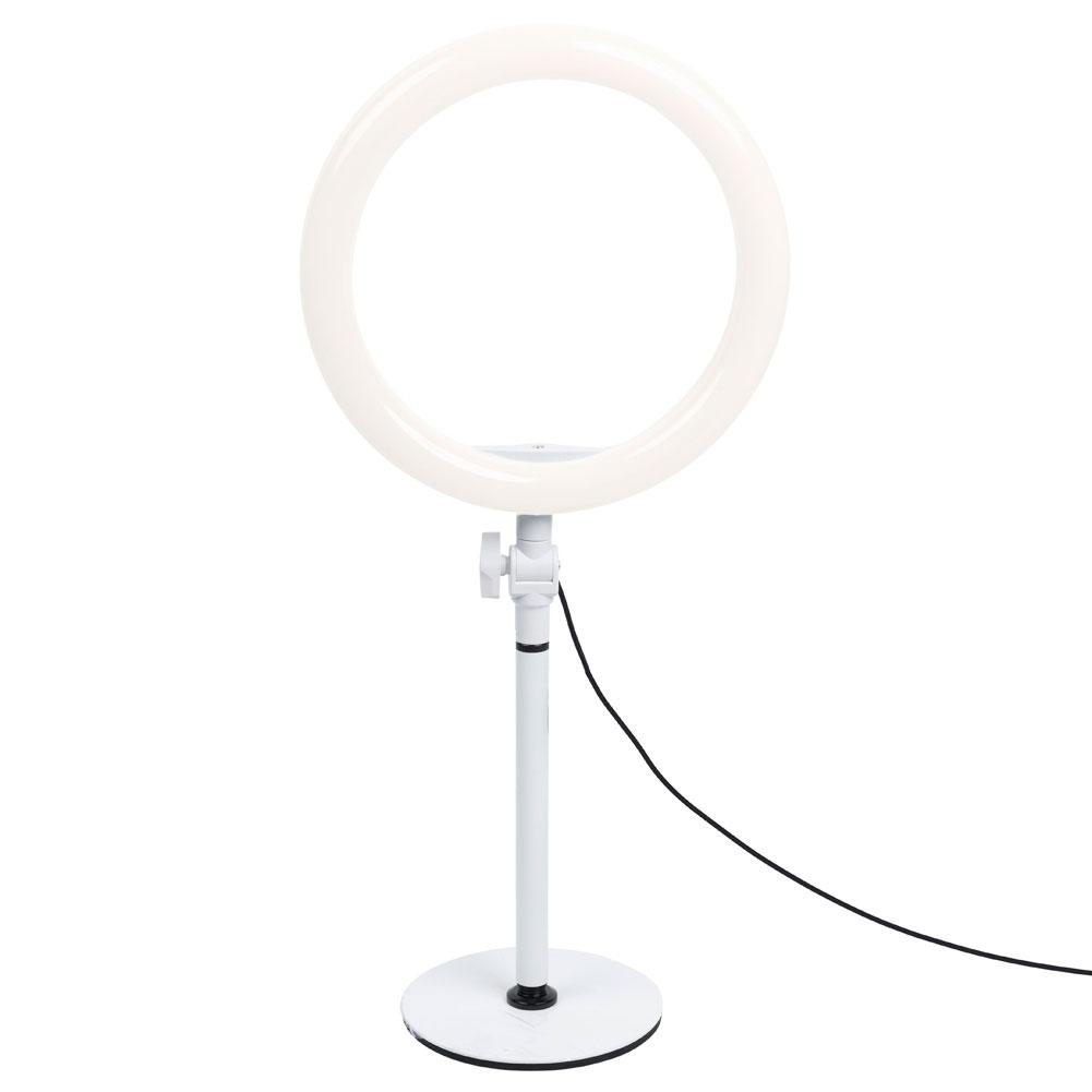 "10"" White LED Table Ring Light - Opaluxe (DEMO STOCK)"