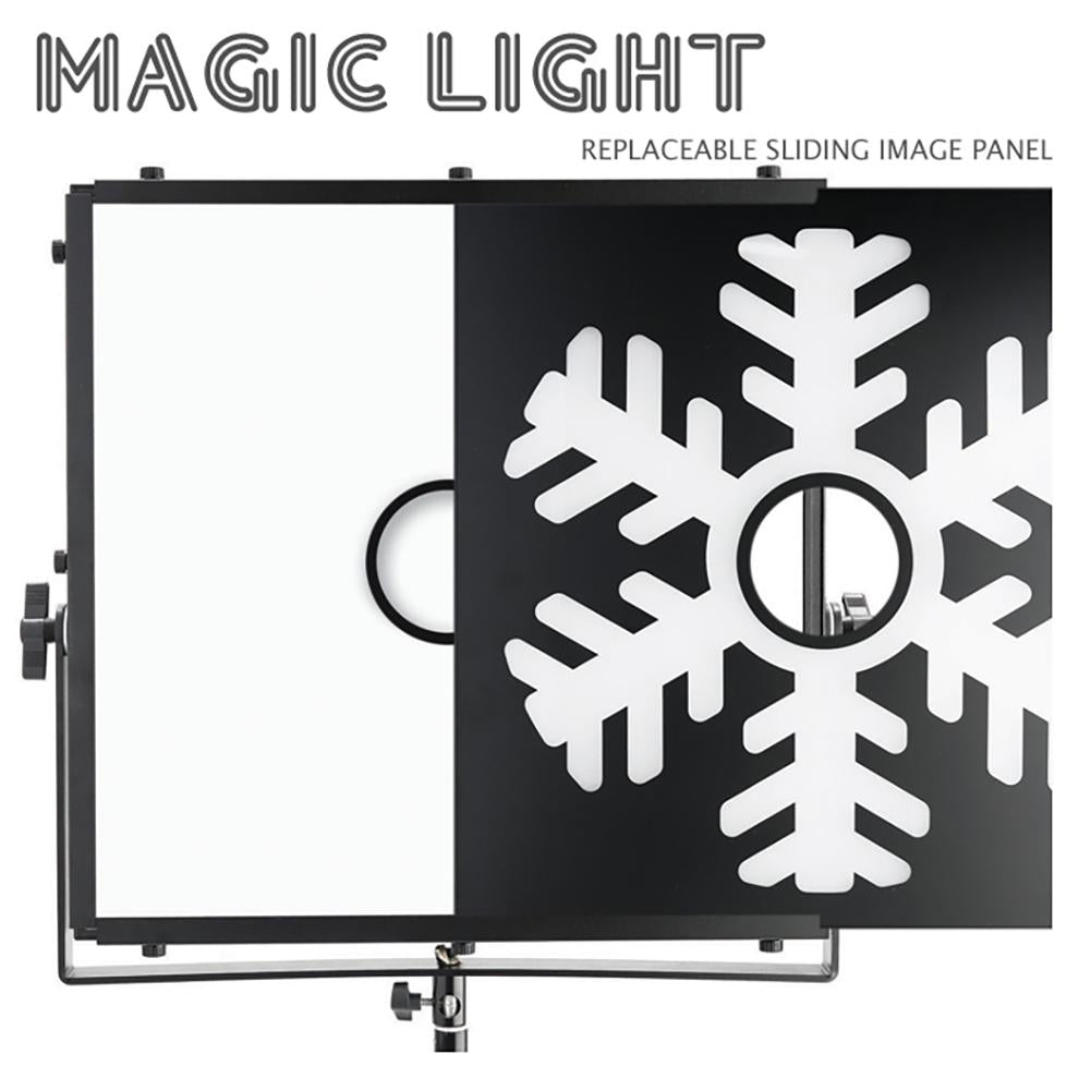 'Magic Light' 150W for Beauty, Events & Photobooth Lighting Kit (Demo Stock)
