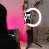 "10"" LED Table Ring Light - Astrid"