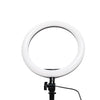 "10"" Black LED Table Ring Light - Opaluxe (DEMO STOCK)"