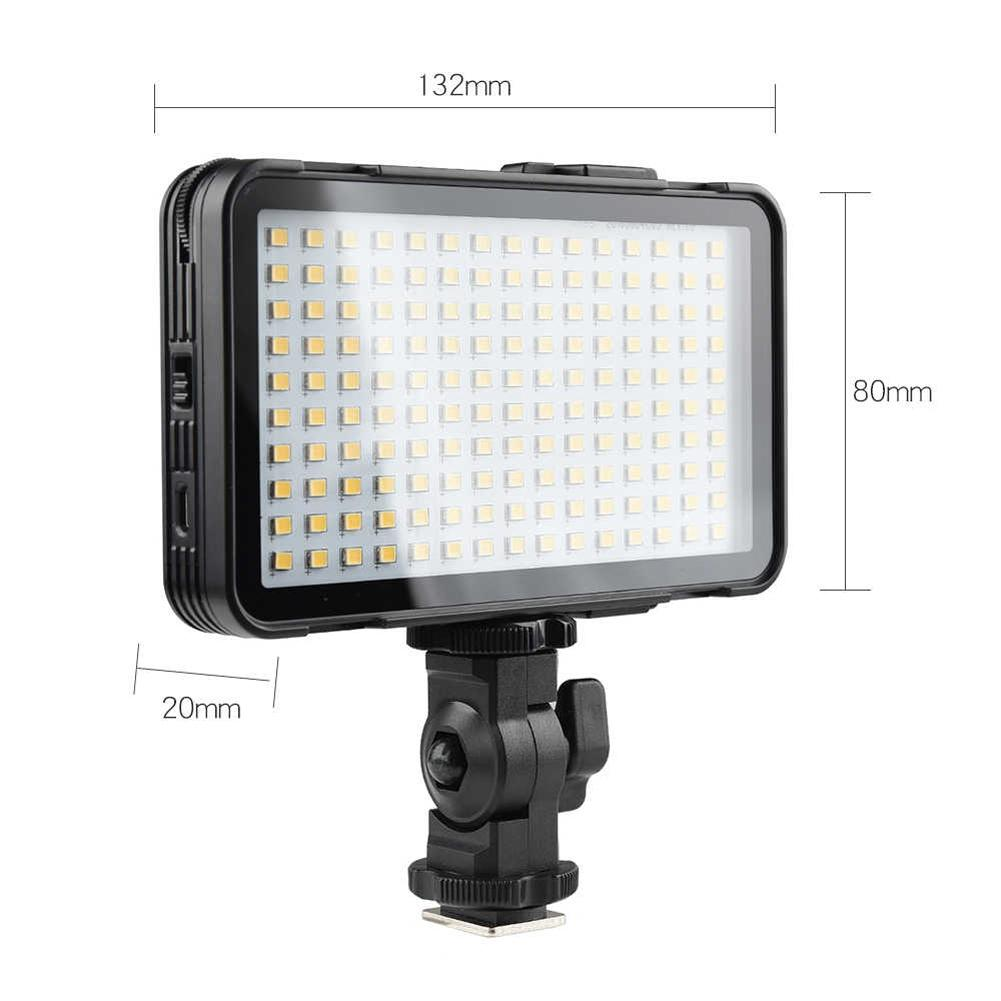 Godox LED M150 On-Camera Video Light for Mobile Phones