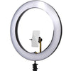 Spectrum Aurora Professional Media Wall Gold Luxe Ring Light Kit