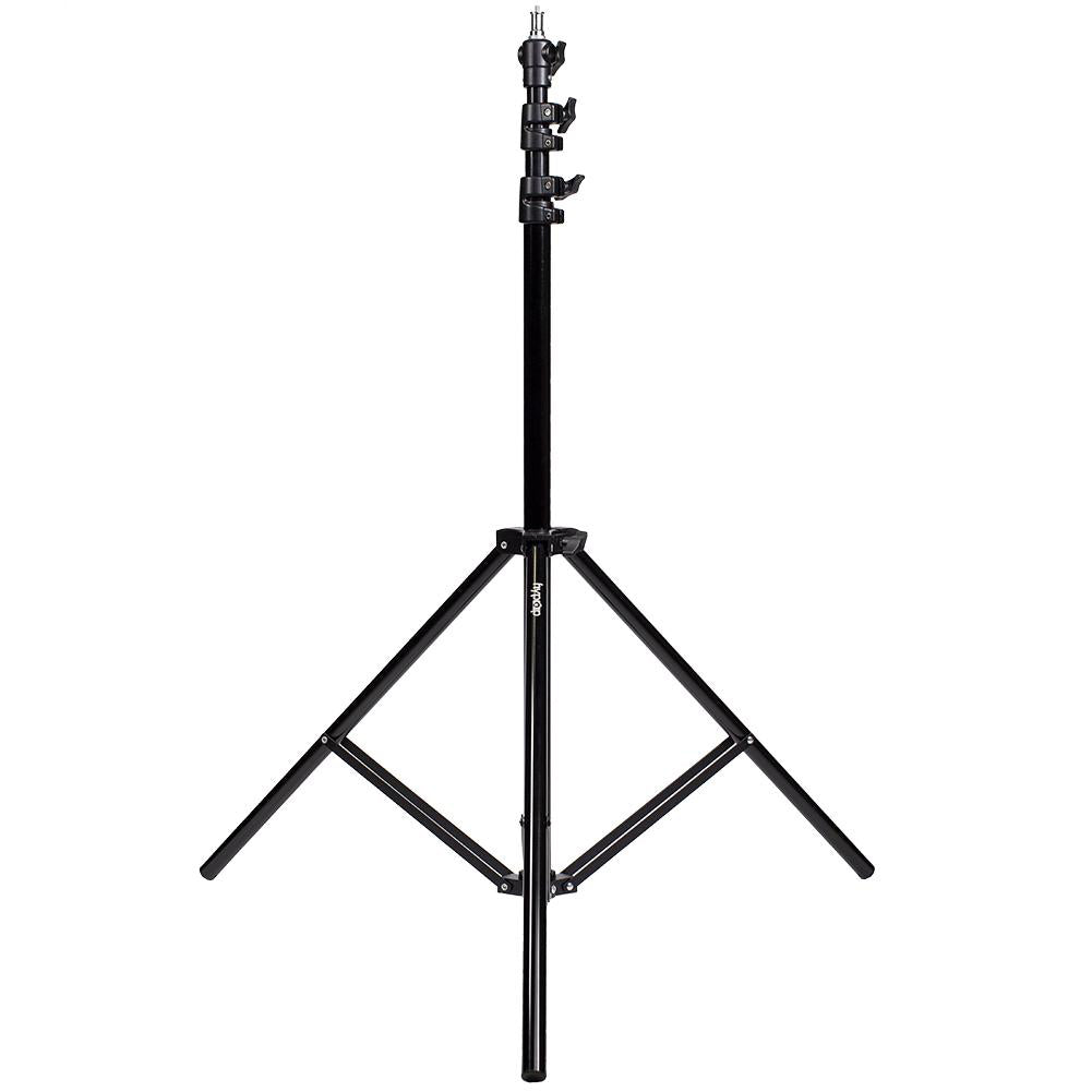 Hypop 260cm Heavy Duty Light Stand with Air Cushion