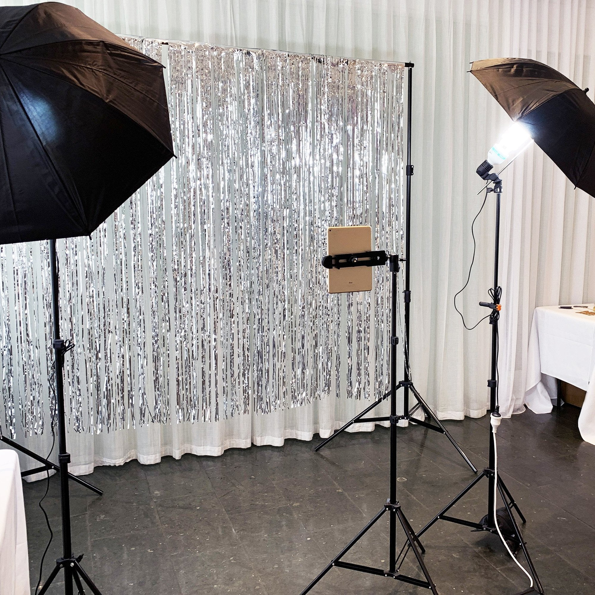 Spectrum DIY Party Photobooth Lighting 'HOLLYWOOD' Kit