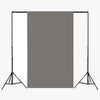 Paper Roll Photography Studio Backdrop Half Length (1.36 x 10M) - Concrete Jungle Grey