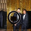 Spectrum Aurora Ultimate Photobooth Ring Light Kit  for Events and Weddings