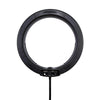 "19"" Ring Light Make Up & Beauty Pro Softbox Lighting Studio Kit - Gold Luxe II"