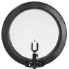 "Gold Luxe II Ring Light & Crystal Luxe 13"" LED Youtube Video Lighting Kit"