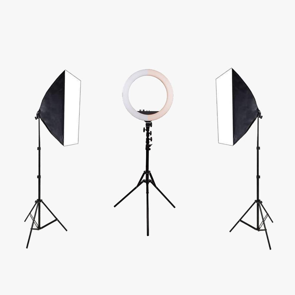 Ultimate DIY Photobooth Ring Light Kit for Events and Weddings