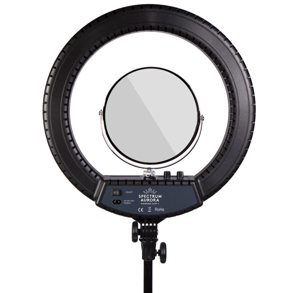 Spectrum Aurora Ultimate DIY Photobooth Ring Light Kit for Events and Weddings