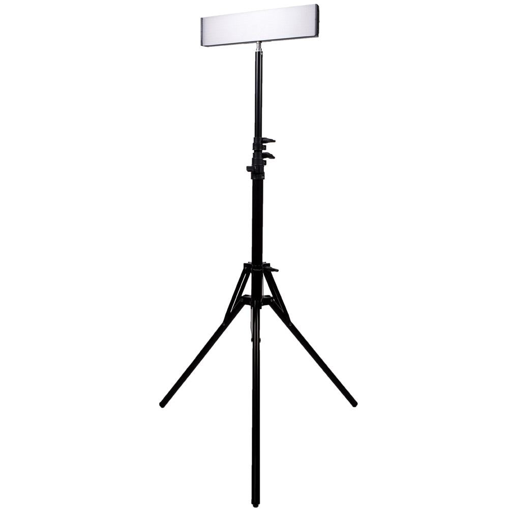 "13"" LED Photography Video Studio Lighting Kit - 1x Crystal Luxe"