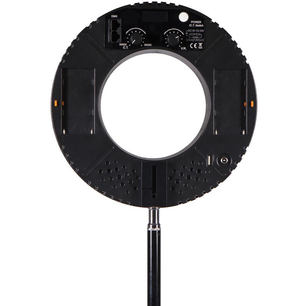 "10"" Advanced LED Ring Light - 'Eclipse' (DEMO STOCK)"