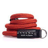 Artisan & Artist ACAM-301N Woven Silk Camera Strap (Red)