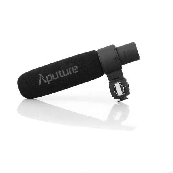 Aputure Shotgun DSLR Camera Microphone V-Mic D2 vlogger youtube