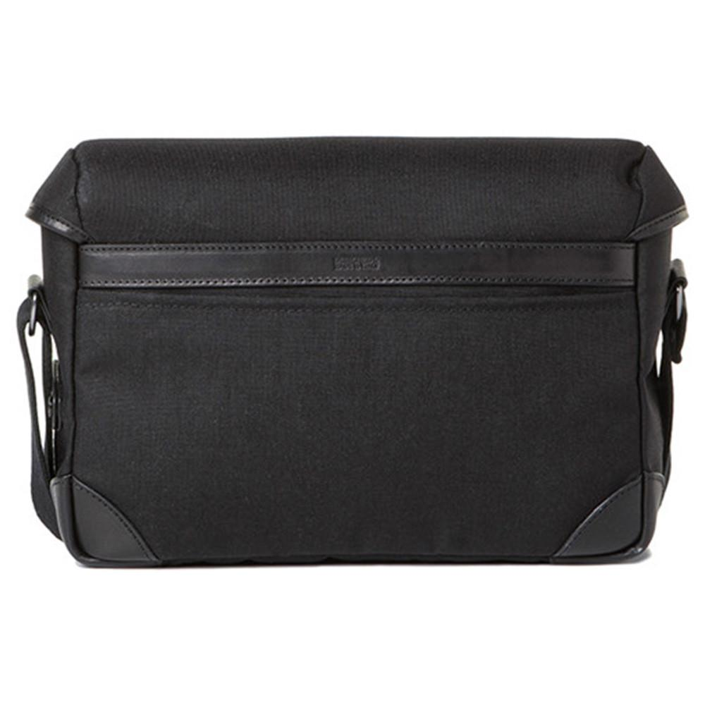 "Black Barber Shop Messenger ""Pageboy"" DSLR Travel Camera Bag"