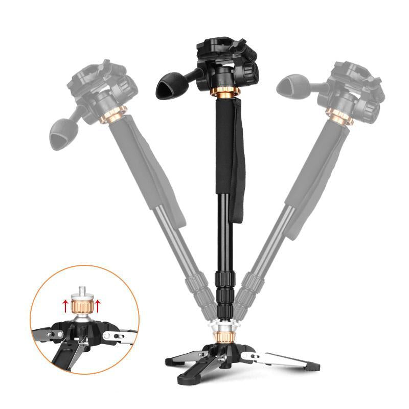 Beike QZSD Q168 Monopod with Q08s Head