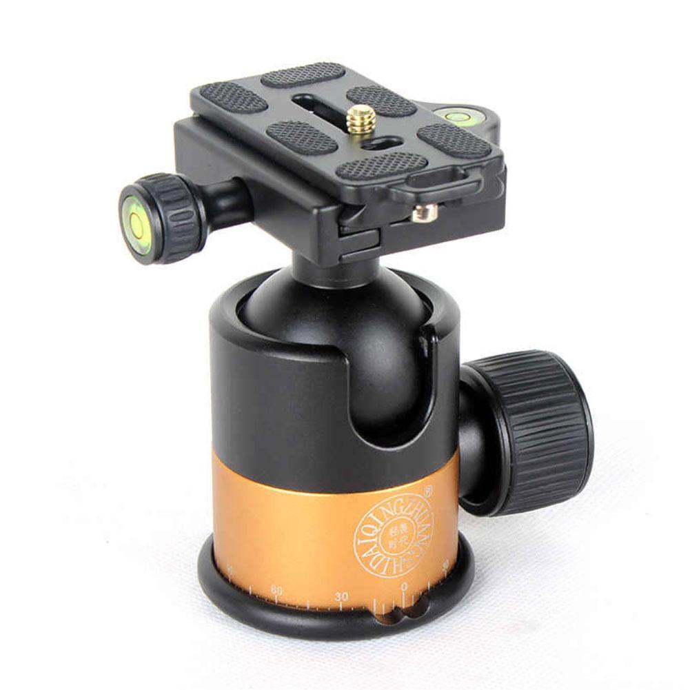 Beike QZSD Q10 Professional Ball Head with Quick Release Plate