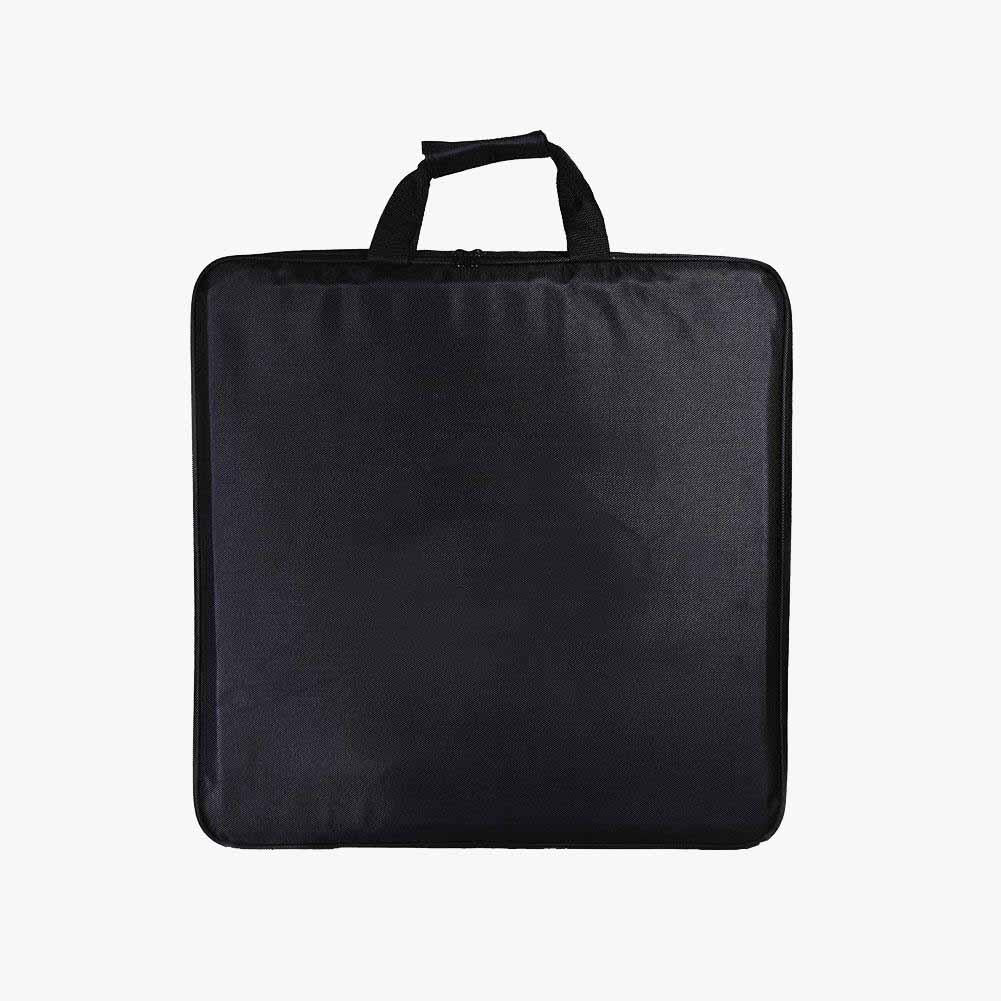 "Black 21.5""/54.6cm Carry Bag for Ring Lights and Accessories"