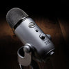 Blue Yeti 3 Capsule USB Audio Youtube Microphone - Space Grey