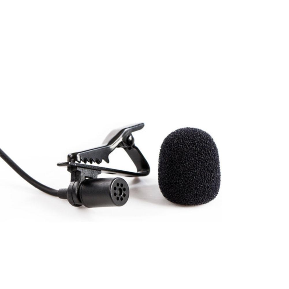 Boya Replacement 3.5mm TRS Lavalier Omni-Directional Microphone