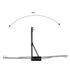 Ceiling Wall Mount Boom Arm for Photography Lighting & Ring Light