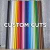 "Spectrum ""CUSTOM-CUTS"" Non Reflective 272cm Paper Backdrop for custom sizing"