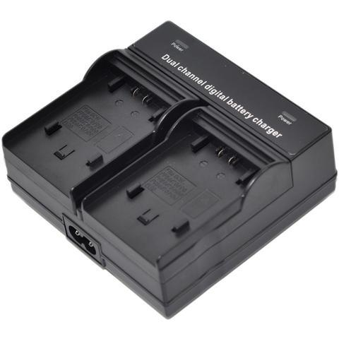 SPECTRUM Dual Sony Series NP-F550 NP-F770 NP-F970 Battery Charger