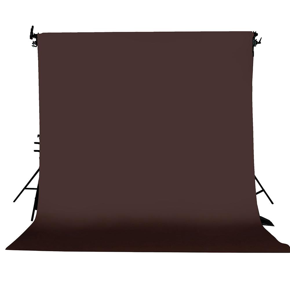Spectrum Non-Reflective Paper Roll Backdrop (2.7 x 10M) - Espresso to Go Brown - Spectrum