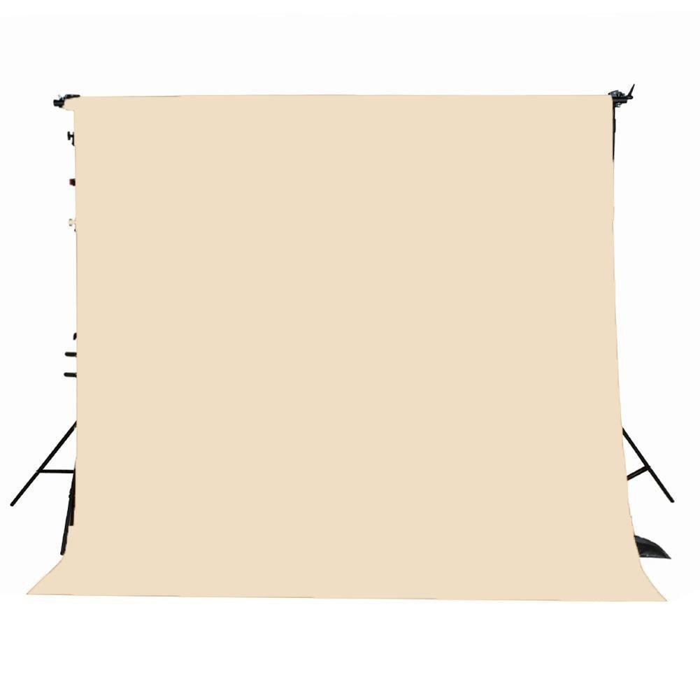 Spectrum Non-Reflective Paper Roll Backdrop (2.72 X 10M) - Fortune Cookie Beige Backdrops