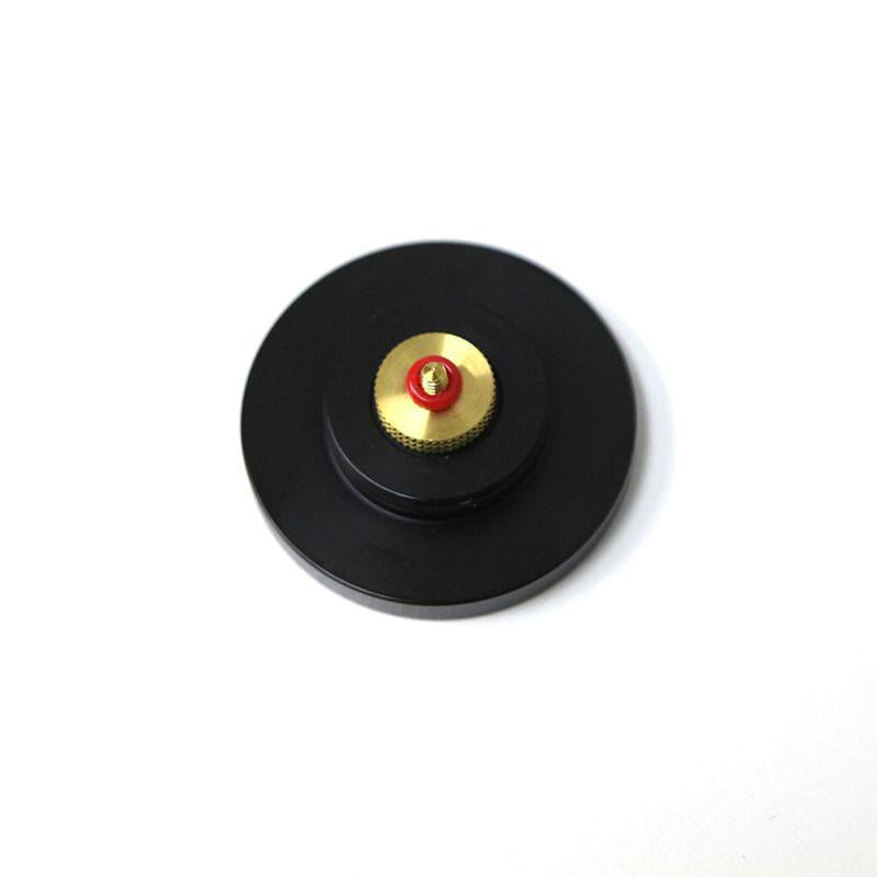 Gariz Screw type Soft Button Gold XA-SB3 for X-PRO1 X100 X10 LEICA CONTAX (Red Thread)