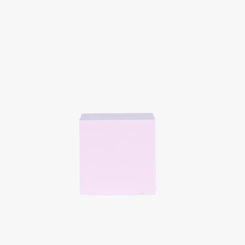 Geometric Foam Styling Props For Photography - Blush Pink 4 Pack