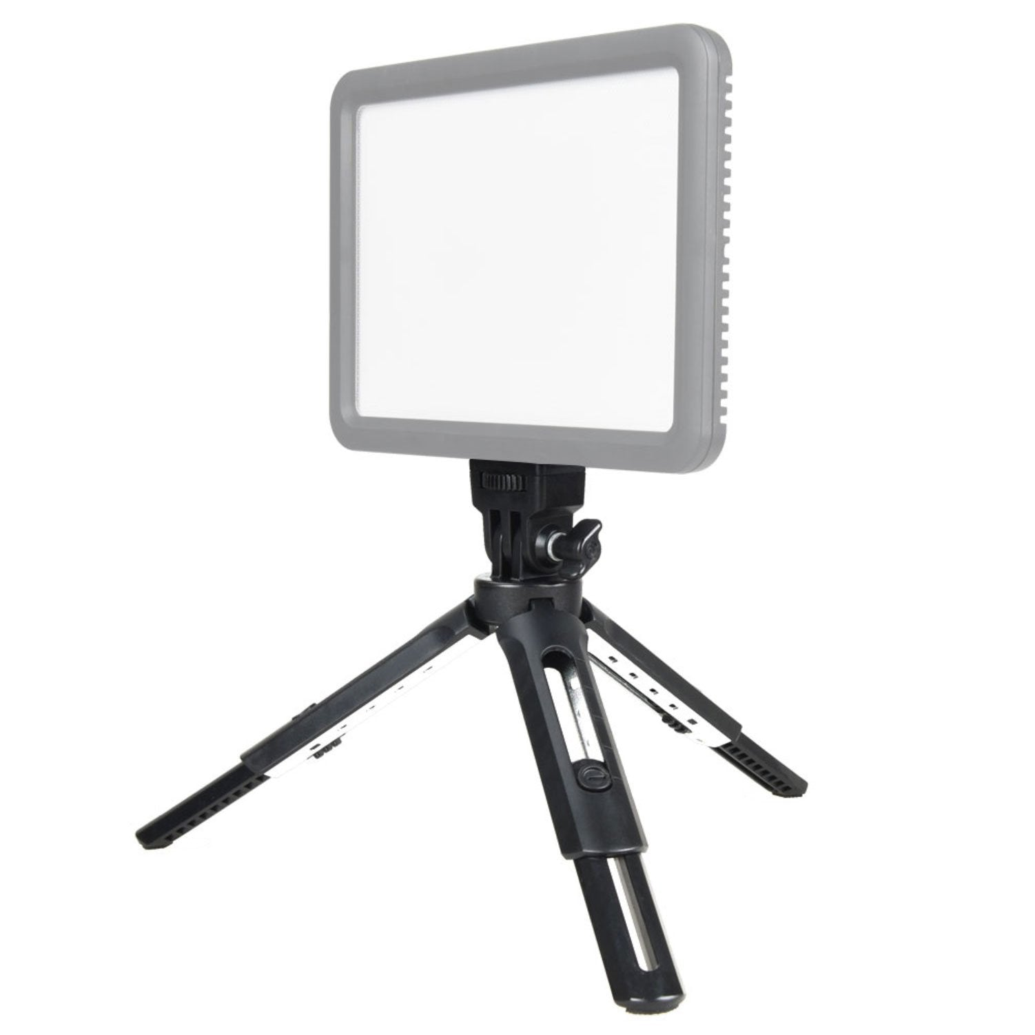 Mini Tabletop Desk Tripod Stand for Flash Lighting and Cameras