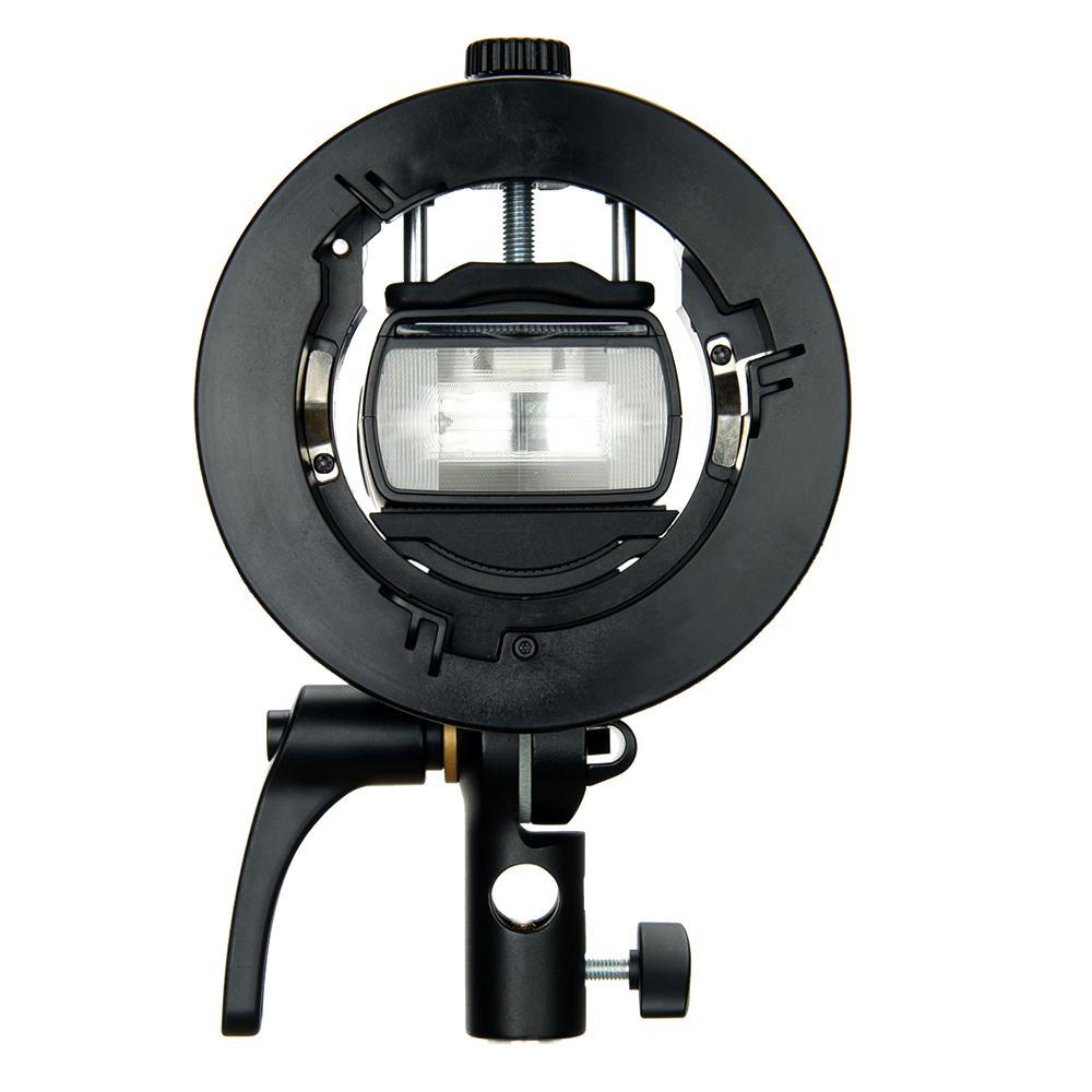 Godox S2 Speedlite Flash Bracket For Bowens / S-Type Mounts