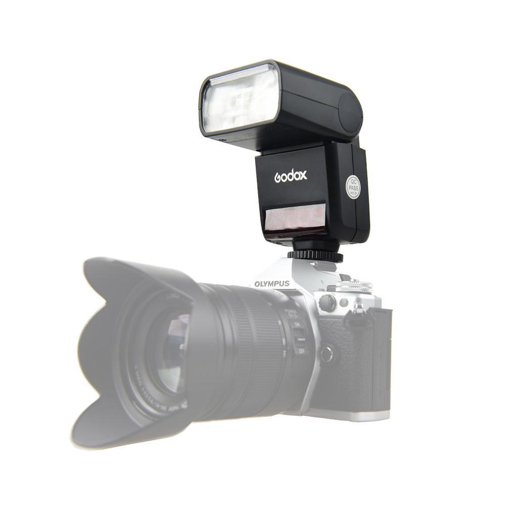 Godox TT350 2.4G TTL HSS Speedlite Flash for Camera