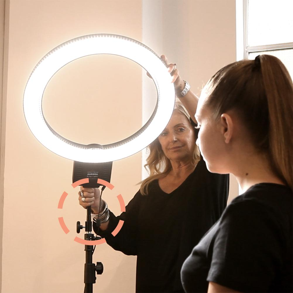 Flexible Goose Neck Bracket (Platinum Pro Ring Light Only)