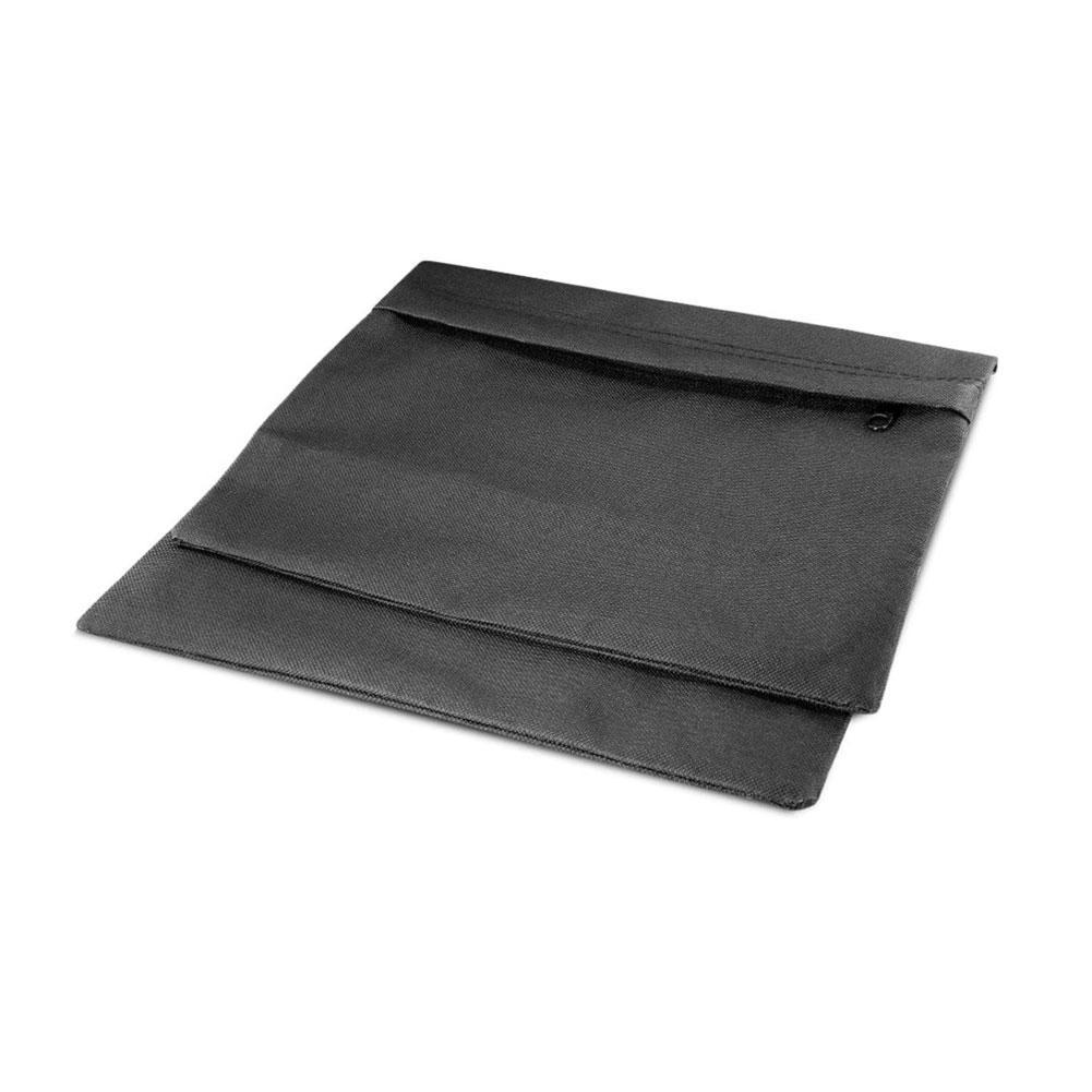 Black Heavy Duty 10kg Rated Sandbag (Empty) - 2 Pack