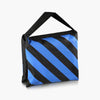Heavy Duty 10kg Rated Blue / Black Sandbag (Empty)