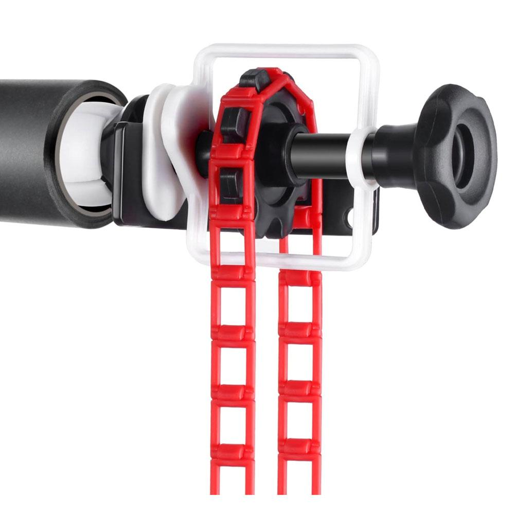 Photography Single (1) Axis Roller Wall Mounting Manual Backdrop Support System