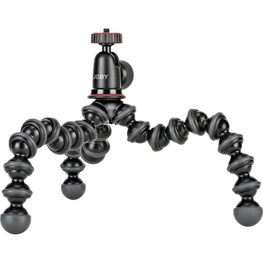 Joby GorillaPod 1K Tripod and Ball Head Tripod Kit - Black