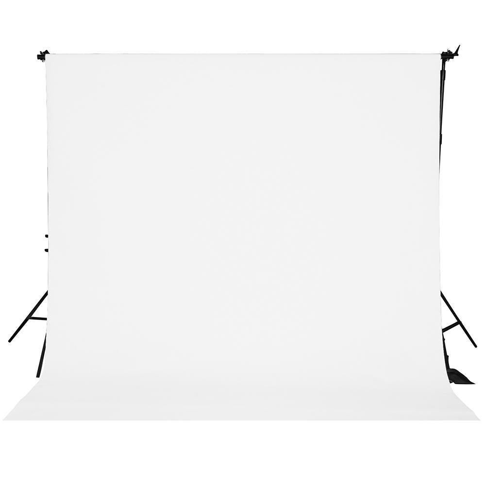 Spectrum Non-Reflective Paper Roll Backdrop (2.7 X 10M) - Marshmallow White Backdrops