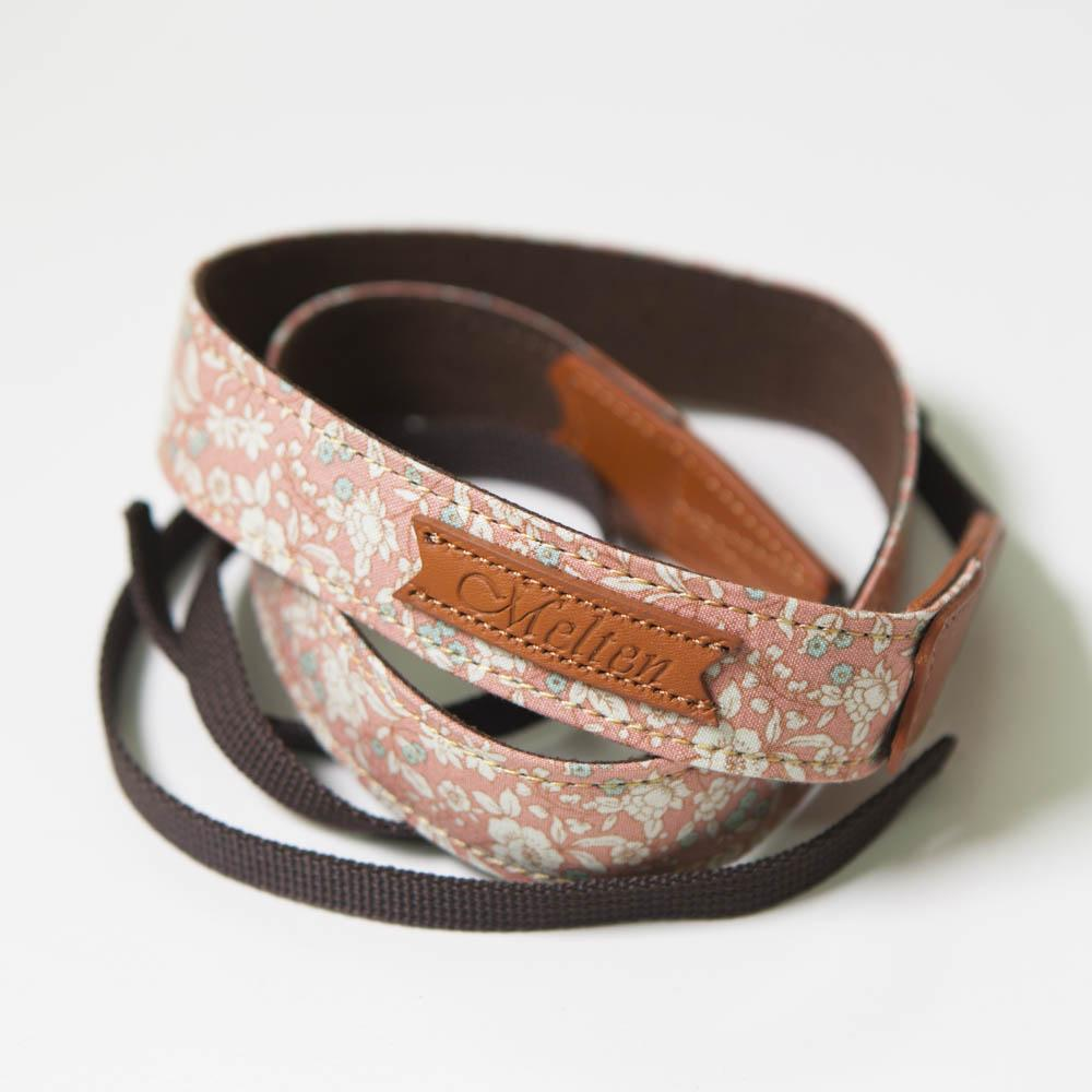 Melten Mirrorless Camera Neck Strap - Linen Flora