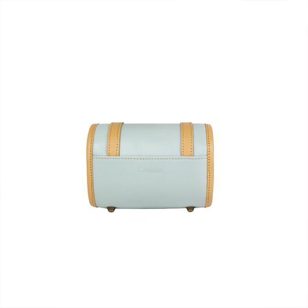 Aqua & Camel Melten Classic Mirrorless Leather Camera Case - Arden