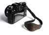 Ona - The Kyoto - Leather Camera Wrist Strap (Dark Truffle)